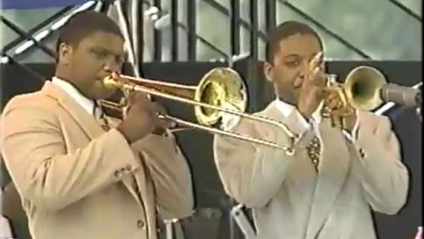 Jungle Blues - The Wynton Marsalis Septet at Mt. Fuji Jazz Festival (1990)