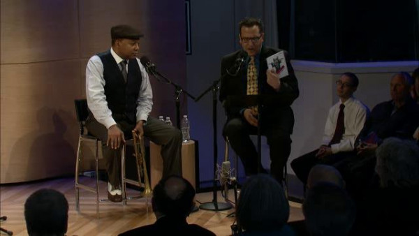 Wynton Marsalis In Conversation with Elliott Forrest at The Greene Space, NYC