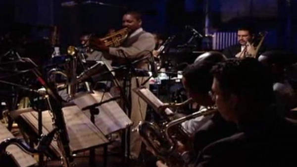 "Back to Basics - Wynton Marsalis with Jazz at Lincoln Center Orchestra at ""Session at West 54th"""