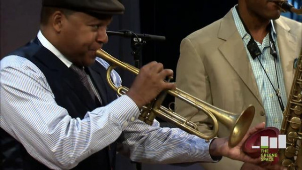 Comes Love - Wynton Marsalis Quintet live at The Greene Space, NYC