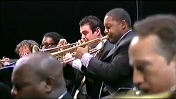 Shiny Stockings - JLCO with Wynton Marsalis at BBC Proms 2002