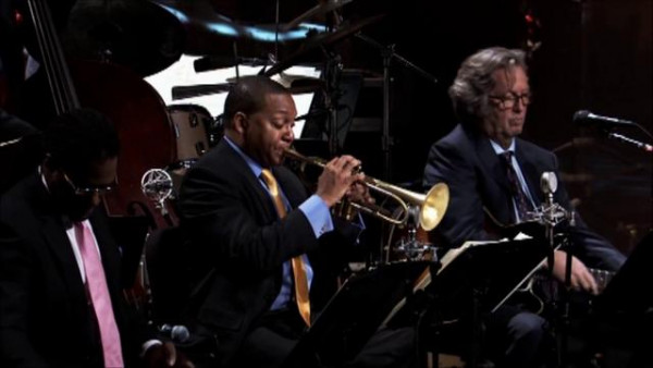 The Last Time - Wynton Marsalis and Eric Clapton Play The Blues