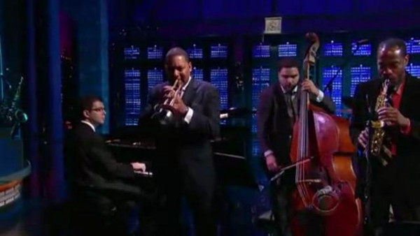School Boy - Wynton Marsalis Quintet on Late Show with David Letterman