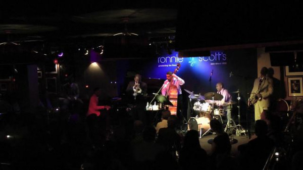 Knozz-Moe-King - Wynton Marsalis Quintet at Ronnie Scott's 2011