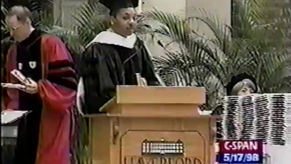 Haverford College Commencement Speech (1998)