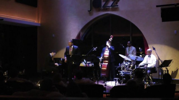 I Don't Stand A Ghost of a Chance With You - Wynton Marsalis Quintet in Doha, Qatar