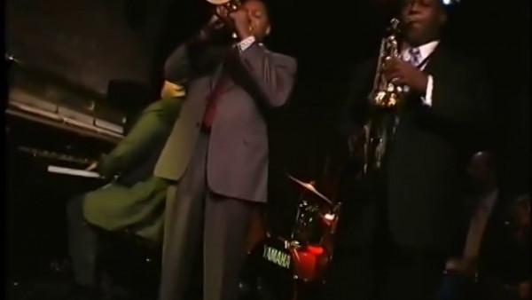 Up Close and Personal - Wynton Marsalis Live from The House of Tribes (2003)