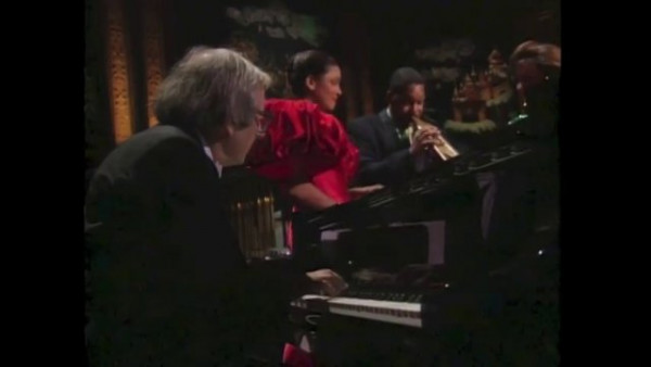 The Christmas Song - Wynton Marsalis with Kathleen Battle and Frederica von Stade