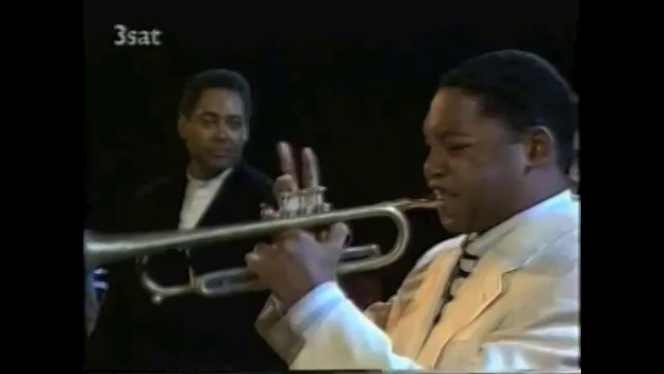 Marsalis, Morrison, Faddis and Sandoval Play The Blues - Bern (1990)