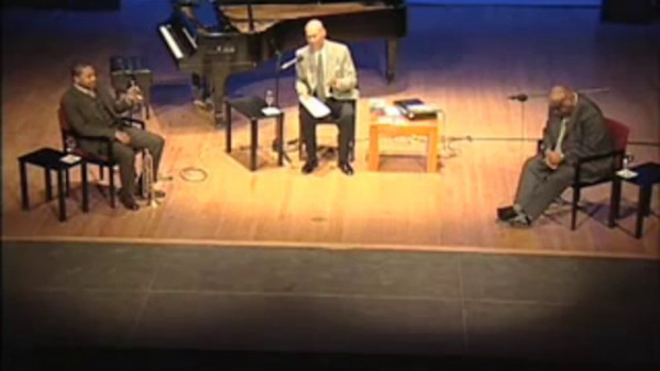 "The Artistry of ""Pops"": Louis Armstrong at 100 - Wynton Marsalis at Columbia University"