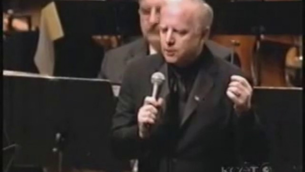 Intro with Leonard Slatkin - Nutcracker Swing (Part 1)