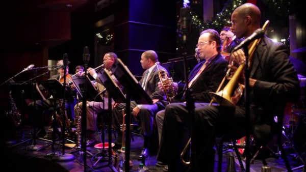 Hotter Than That - Wynton Marsalis with Vince Giordano live at Dizzy's Club (2012)