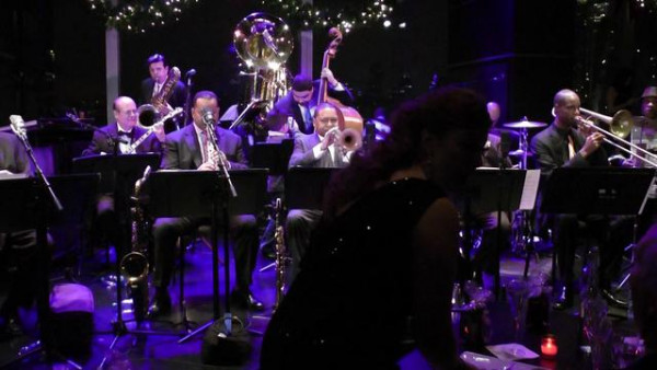 Second Line at Dizzy's Club - Wynton Marsalis with Vince Giordano live at Dizzy's Club (2012)