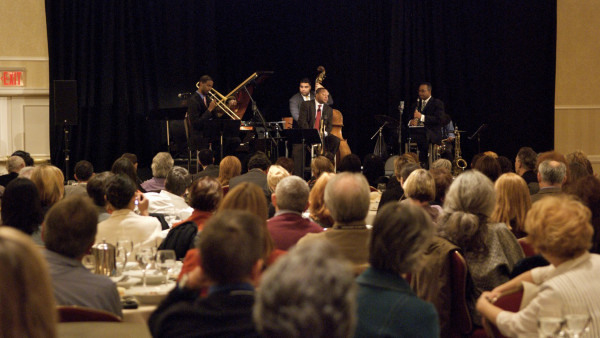 Wynton Marsalis' keynote speech and performance at the 2009 GIA conference