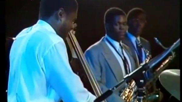 Down Home With Homey - Wynton Marsalis Septet in Berlin (1989)