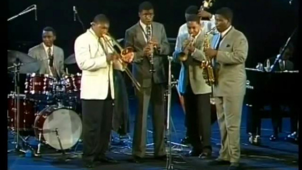 Where's The Music - Wynton Marsalis Septet in Berlin (1989)