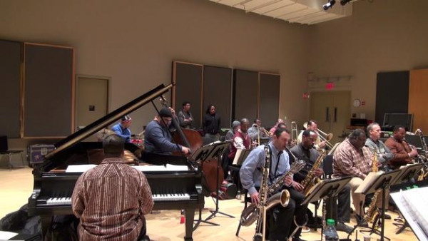 Blood on the Fields (Rehearsal) - JLCO with Wynton Marsalis