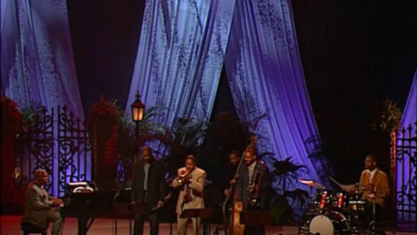 Struttin' With Some Barbecue - The Marsalis Family (DVD clip)