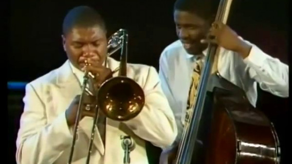 Chasin' The Bird - Wynton Marsalis Septet in Berlin (1989)