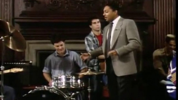 Wynton's Masterclass at Harvard University (1987)
