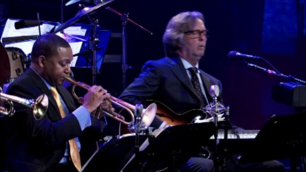 Layla - Wynton Marsalis and Eric Clapton Play The Blues