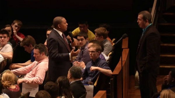 Essentially Ellington 2013: Q&A with Wynton Marsalis