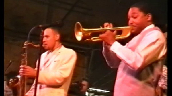The Promise - Wynton Marsalis and Joshua Redman in Perugia (1994)