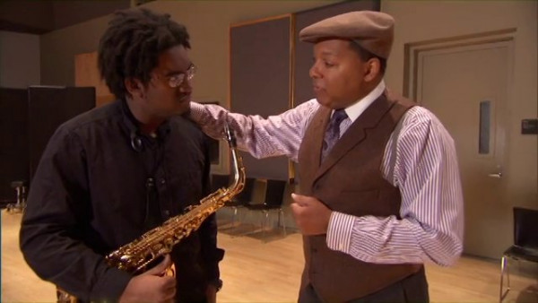 HBO Youngarts Masterclass with Wynton Marsalis (trailer)