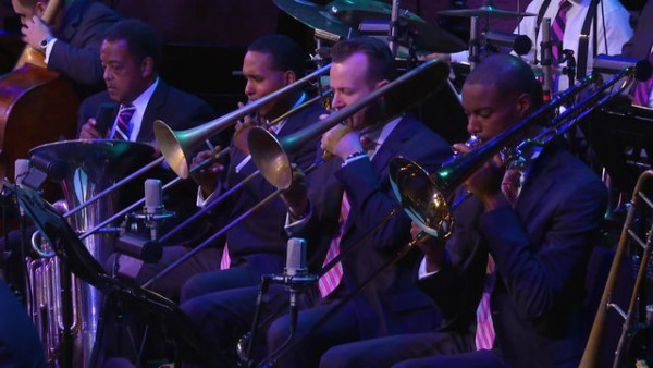 Festive Minor - Jazz at Lincoln Center Orchestra with Wynton Marsalis