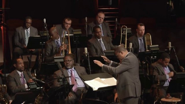 Calling the Indians Out (Blood on the Fields)- Jazz at Lincoln Center Orchestra with Wynton Marsalis