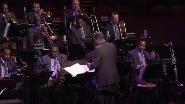 The Sun Is Gonna Shine (Blood on the Fields) - JLCO with Wynton Marsalis