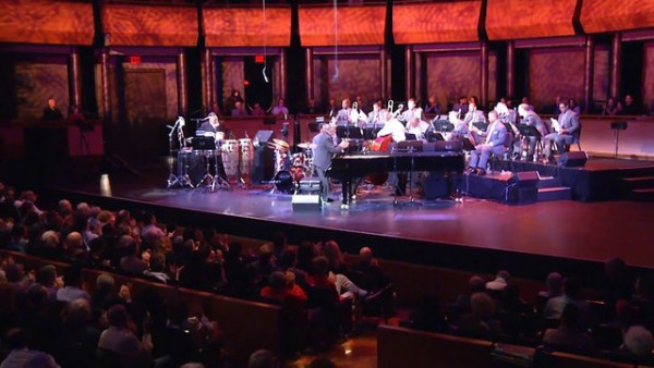 Flight To Russia - Ahmad Jamal with Jazz at Lincoln Center Orchestra and Wynton Marsalis