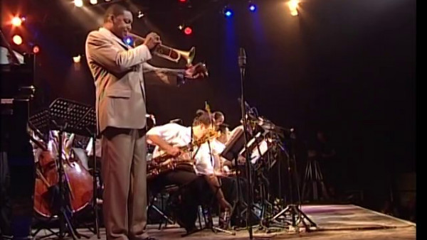 "Back to Basics - Wynton Marsalis with ""Jazz in Marciac Big Band"" (2004)"