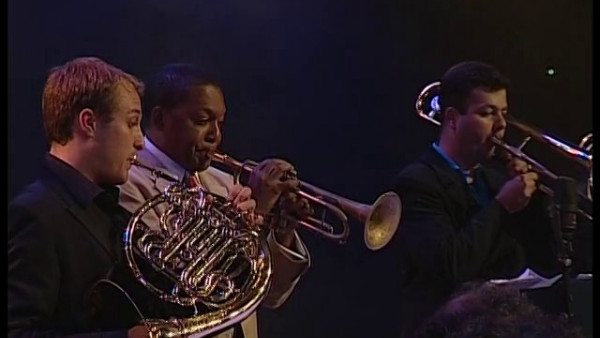 Amphibious - Wynton Marsalis plays the Music of Moacir Santos at Jazz in Marciac 2005