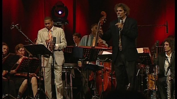 Stardust - Wynton Marsalis with the Toulouse Conservatory Orchestra at Jazz in Marciac 2005