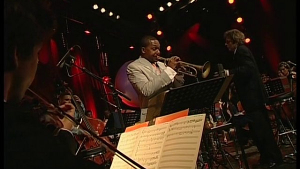 After You've Gone - Wynton Marsalis with the Toulouse Conservatory Orchestra at Jazz in Marciac 2005