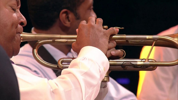Blues Walk - Wynton Marsalis Quintet with Sachal Jazz Ensemble at Jazz in Marciac 2013