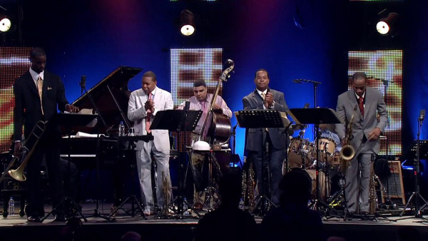 Sunflowers - Wynton Marsalis Septet at Jazz in Marciac 2010