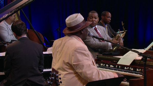 Nobody Knows The Trouble I've Seen - Wynton Marsalis Quintet featuring Lucky Peterson