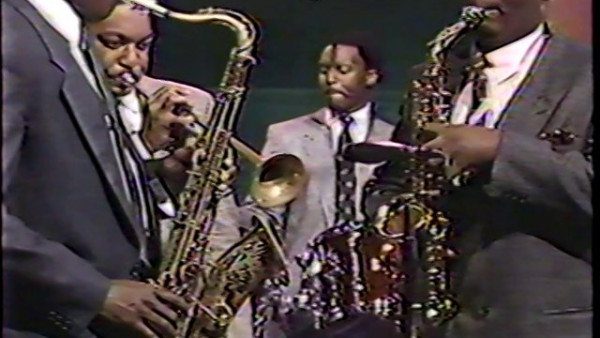 The Majesty of The Blues - Wynton Marsalis Sextet on VH-1 New Visions