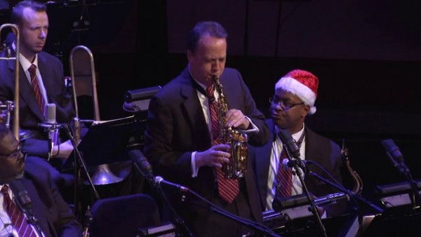 We Three Kings of Orient Are - Jazz at Lincoln Center Orchestra with Wynton Marsalis (2012)