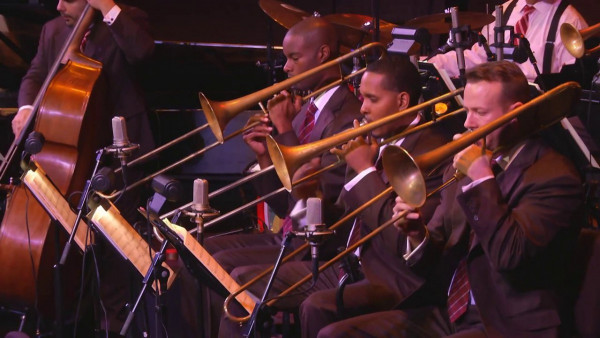 Sleigh Ride - Jazz at Lincoln Center Orchestra with Wynton Marsalis (2012)