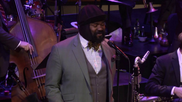 Merry Christmas Baby - JLCO with Wynton Marsalis featuring Gregory Porter (2012)