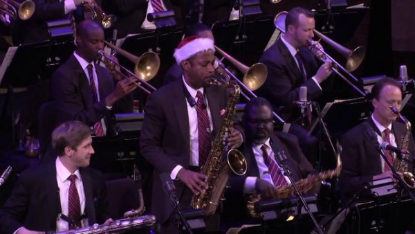 Jingle Bells - Jazz at Lincoln Center Orchestra with Wynton Marsalis (2012)