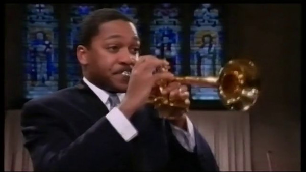 Hummel: Concerto for Trumpet and Orchestra in E Major (Allegro con spirito) – Wynton Marsalis