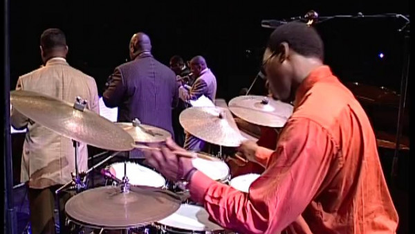 Superb Starling - Wynton Marsalis Septet at Jazz in Marciac 2008