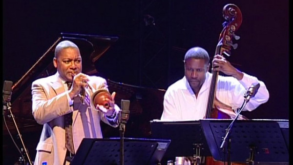 The Majesty of The Blues - Wynton Marsalis Septet at Jazz in Marciac 2008