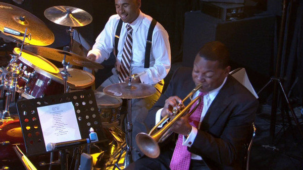 Menditzorrotza Swing - Jazz at Lincoln Center Orchestra with Wynton Marsalis at Jazz in Marciac 2009