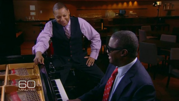 "The Virtuoso: Marcus Roberts - CBS ""60 Minutes"""