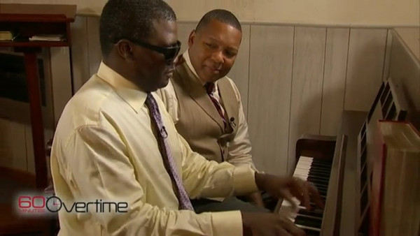 "Jamming behind the scenes with jazz greats - CBS ""60 Minutes"" Overtime"